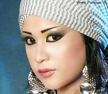 عکس های جدید مدل های آرایش خلیجی