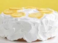 طرز درست کردن کیک لیمویی!