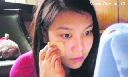 دختری با اراده آهنین مشهور به ونوس شرقی!! + عکس