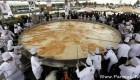 بزرگترین و عجیب ترین غذاهای پخته شده در جهان + عکس