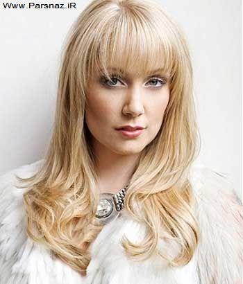 www.parsnaz.ir - عکس های جدید مدل مو و رنگ مو