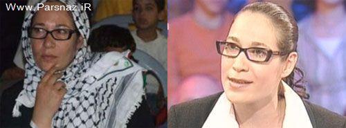 www.parsnaz.ir - مسلمان شدن این زن اسرائیلی با نام  تالی فهیما + تصاویر
