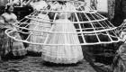 عکس های جالب از دامن زنان در ۲۰۰ سال پیش