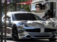 عکس های اتومبیل جدید و بسیار زیبای جاستین بیبر