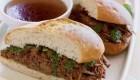 طرز درست کردن ساندویچ خوشمزه بیف با آموزش سس