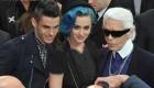 پیمان خواننده محبوب هالیوود با ثروتمندترین مدل دنیا + عکس