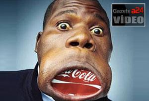 مردی بسیار عجیب با گشادترین دهان دنیا!! + عکس