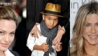 عصبانیت آنجلینا جولی از پسرش به خاطر این بازیگر زن + عکس
