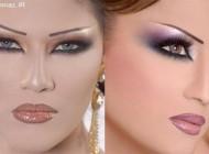 ترکیب چند سایه زیبا برای میکاپ صورت شما + عکس