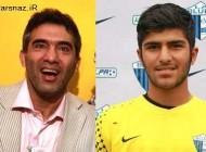 موفقیت پسر عابدزاده ، دروازبان اصلی تیم فوتبال آمریکا +عکس