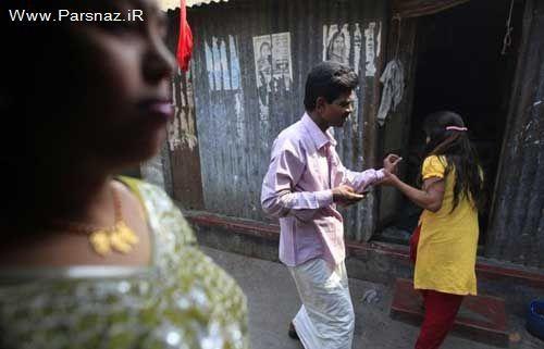 زندگی دردناک و سوء استفاده جنسی از دختران بنگلادشی