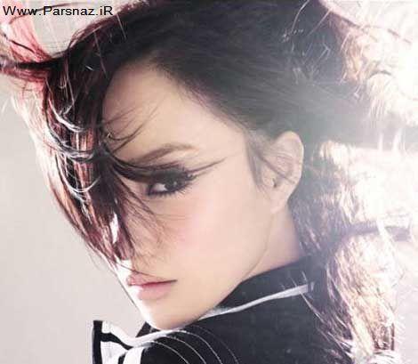 عکس هایی از زیباترین و پرطرفدار ترین دختر کشور چین
