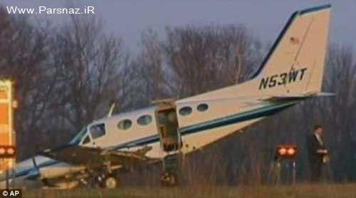 زنی بدون هیچ تجربه توانست یک هواپیما را فرود آورد + عکس