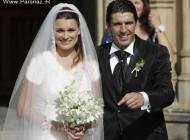 ازدواج رسمی بوفون با مانکن و بازیگر اهل چک!! + عکس