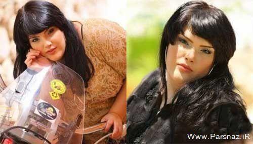 www.parsnaz.ir - تصاویری از مراسم انتخاب زیباترین زن چاق در جهان