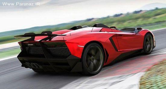 عکس هایی از گرانقیمت ترین خودرو دنیا در سال 2012