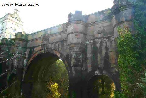 پلی عجیب که شیطان آن را تسخیر کرده است + عکس