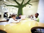 مدرن ترین مدرسه دنیا ، مدرسه ای که کلاس ندارد + تصاویر