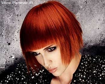 عکس های جدید مدل مو و رنگ مو