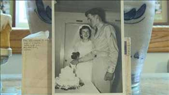 پیدا شدن نامه عاشقانه یک مرد عاشق پس از 60 سال!!