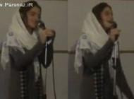یک دختر ایرانی که صدایش کاملا شبیه آدله است!! + عکس