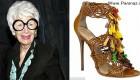 جدیدترین کفش طراحی شده توسط معروفترین زن دنیای مد