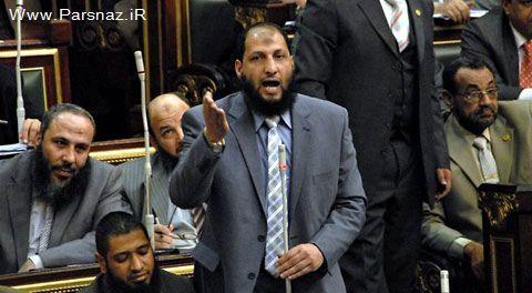 یک نماینده مجلس بعد از عمل زیبایی بینی اخراج شد + عکس