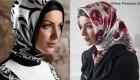 تصاویری از مدل های روسری