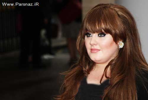 این خواننده زیبا چهره تصمیم به گرفتن رژیم لاغری دارد + عکس