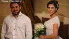 عکس های جالب عروسی نادین عجرم خواهر نانسی عجرم