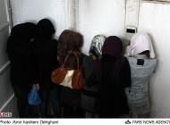 تصاویر تکان دهنده دستگیری ۸۰ پسر و دختر در پارتی شبانه تهران..!