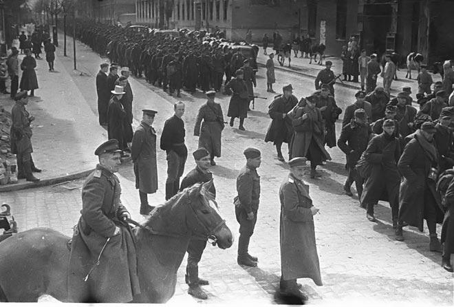 تاریخچه جنگ جهانی دوم عکسهای نایاب از جنگ جهانی دوم