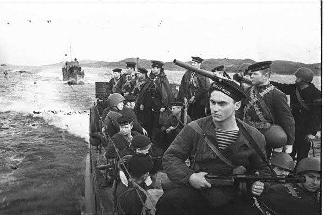 عکس های نایاب از جنگ جهانی 2