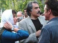 عکسی از هدیه تهرانی و بازیگر معروف هالیوود..!