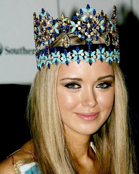 تصاویری از زیباترین دختر روسیه..!