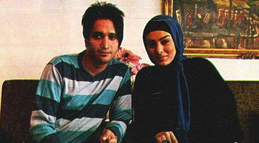 عکس های سحرقریشی همسر مادر و برادرش
