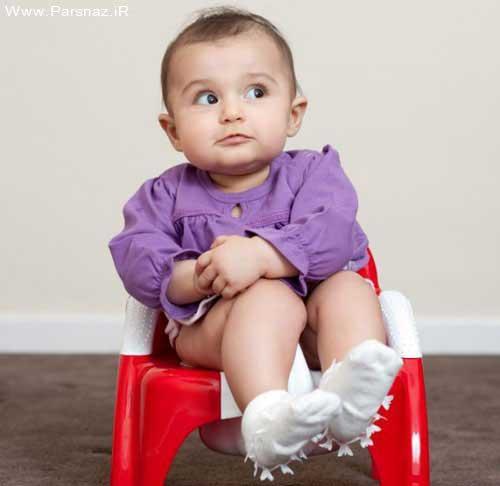 دختر 6 ماهه ای که مردم جهان را مبهوت خود کرده + تصاویر