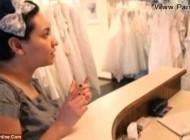 این دختر با یک دروغ بزرگ با نامزدش ازدواج کرد + تصاویر
