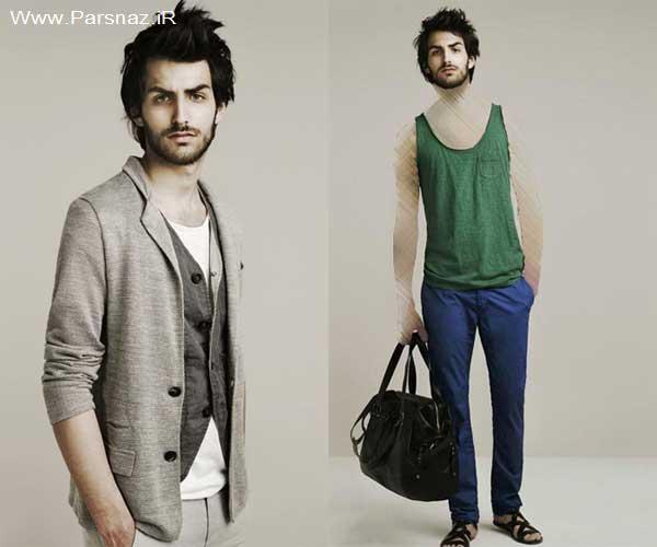 عکس هایی از مدل لباس های اسپرت پسرانه