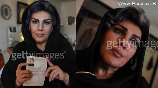 اولین دختری که تغییر جنسیت داد در ایران درگذشت! + عکس