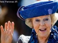 عکس هایی از حضور گسترده مردم در جشن بزرگ ملکه هلند