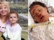 خانم ۳۲ ساله پس از تصادف ۲۵ سال کوچکتر شد +عکس