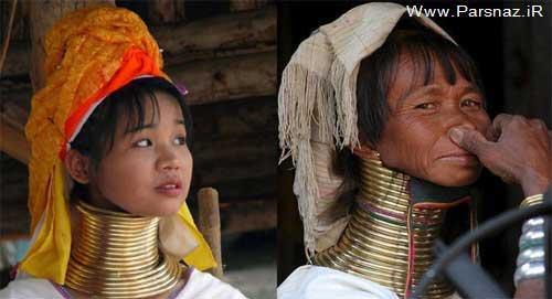 عکسهای بسیار عجیب از زیباترین دختران از نظر مردم تایلند