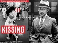 بوسه جنجالی سرباز آمریکایی و پرستار در جنگ جهانی دوم
