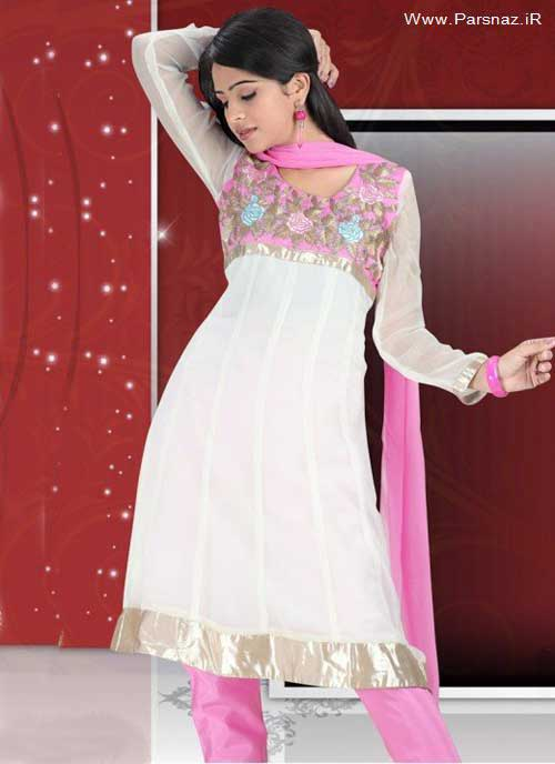 www.parsnaz.ir - عکس هایی از مدل لباس های جدید هندی
