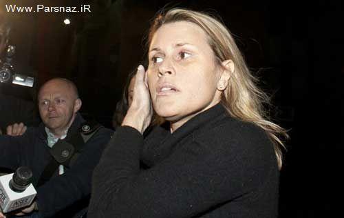 بازداشت این زن به جرم آزار و اذیت ستاره هالیوود + عکس
