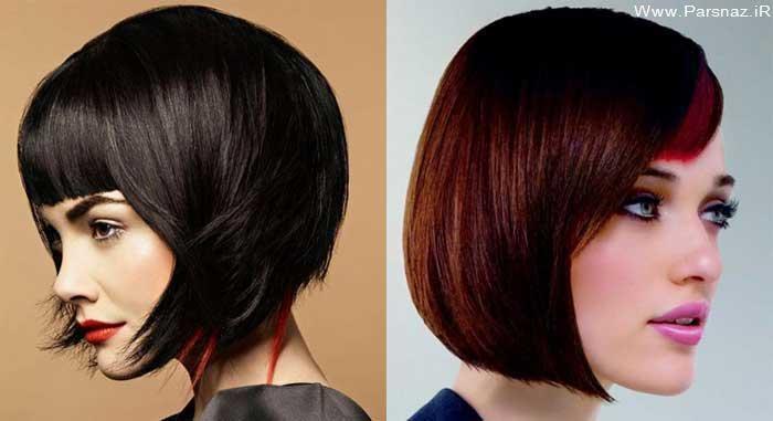عکس مدل مو های کوتاه دخترانه