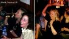 رسوایی هیلاری کلینتون در یک کلوپ شبانه!! + عکس