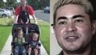 خبری از اولین مردی که به طور طبیعی 3 بچه بدنیا آورد +عکس