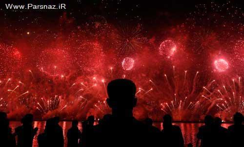 مراسم جالب شادی و رقص حزبی مردم کره شمالی + تصاویر